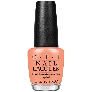 OPI I'm Getting a Tan-gerine Nail Polish NLR68