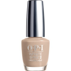OPI Infinite Shine Lacquer, Maintaining My Sand-ity ISL21
