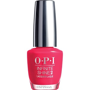 OPI Infinite Shine Lacquer, She Went On and On and On ISL03