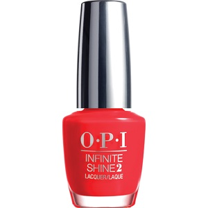 OPI Infinite Shine Lacquer, Unrepentantly Red ISL08