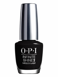 OPI Infinite Shine Lacquer, We're In The Black ISL15