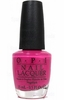 OPI Nail Polish, Kiss Me On My Tulips NLH59