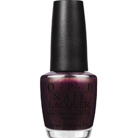 OPI Nail Polish, Muir Muir on the Wall NLF61