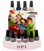 OPI Muppets Most Wanted Collection, Spring 2014