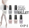 OPI New York City Ballet Collection - Softshades