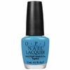 OPI Nail Polish, No Room For The Blues NLB83