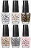 OPI Oz The Great and Powerful Collection, Soft Shades