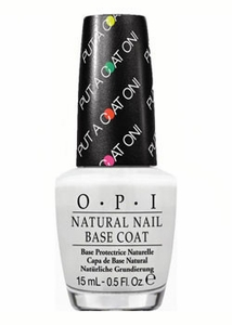 OPI Put a Coat On! Natural Nail Base Coat NTN01