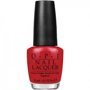OPI Nail Polish, Red Hot Rio NLA70