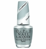 OPI Nail Polish, Silver Canvas NLP19