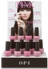 OPI Pink Collection - Softshades