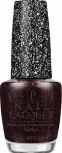 OPI Textured Nail Polish, Stay The Night NLM45