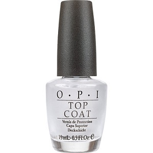 OPI Top Coat .50 oz.