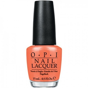 OPI Nail Polish, Where Did Suzi's Man-Go? NLA66