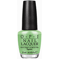 OPI Nail Polish, You Are So Outta Lime! NLN34