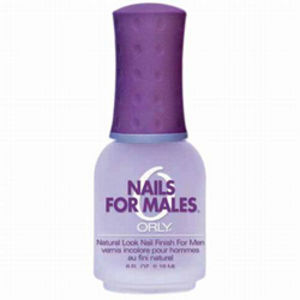 Orly Nails For Males .60 oz.