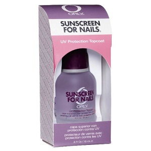 Orly Sunscreen For Nails Top Coat .60 oz.