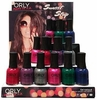 Orly Sunset Strip Collection, Holiday 2016