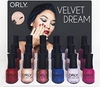 Orly Velvet Dream Collection, Fall 2017