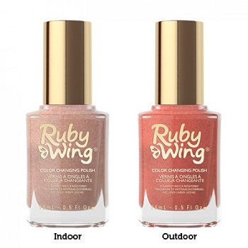Summer Nail Polish: Color Changing in the Sun