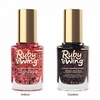 Ruby Wing Centerfold Color Changing Nail Polish