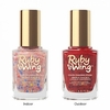 Ruby Wing Color Changing Nail Polish, Dolled Up 69