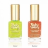 Ruby Wing Electric Firefly Color Changing Nail Polish