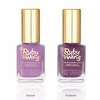Ruby Wing Fate Color Changing Nail Polish
