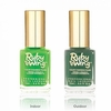 Ruby Wing Green Peace Color Changing Nail Polish
