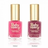 Ruby Wing Color Changing Nail Polish, Poppy 37