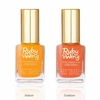 Ruby Wing Wild Flower Color Changing Nail Polish