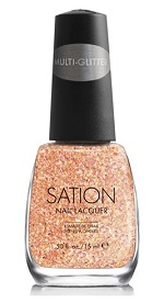 Sation Money Badger Multi-Glitter Nail Polish 3007