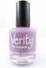 Verity Nail Lacquer - Baby Lilac F20