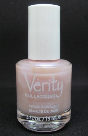 Verity Nail Lacquer Cotton Candy C13