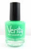 Verity Nail Lacquer - Green Paradise B53