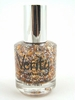 Verity Special Edition Glitter Top Coat - Marigold Sparkles SE34