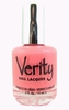 Verity Special Edition Nail Lacquer - Carmine Pink SE18