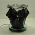 Black Artistic Electric Aroma Lamp FREE FRAGRANCE