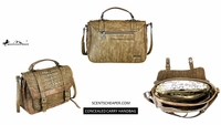 ELEANOR DUMONT HANDGUN CARRY PURSE