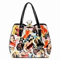 Micheal Obama Magazine Handbag