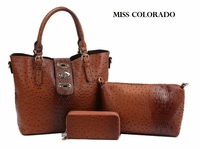 Miss Colorado Handbag 3 Piece Set