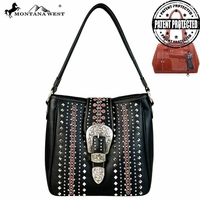 SALLY SCULL HANDGUN CARRY PURSE