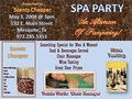 Spa Party!                   Click on Image for Details