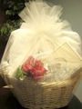 Spa Time Wedding Gift Basket