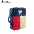 TEXAS FLAG Bible Case