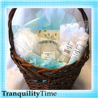 Tranquility Time Spa Basket