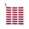 Artek Siena White/Red Pot Holder