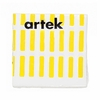 Artek Siena White/Yellow Large Paper Napkins