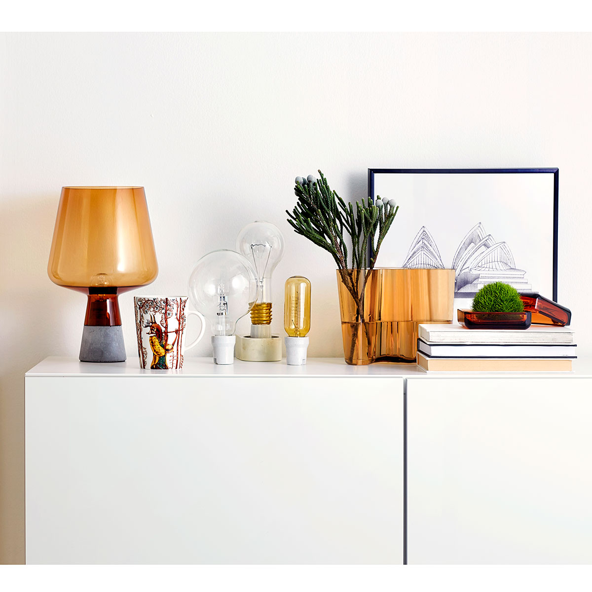 iittala aalto 6 1 4 desert vase iittala aalto desert vases. Black Bedroom Furniture Sets. Home Design Ideas