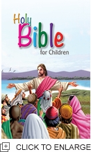 HOLY BIBLE NKJV: CHILDREN